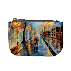 Just The Two Of Us Coin Change Purse by TonyaButcher