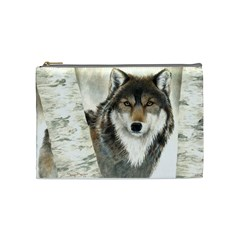 Hunter Cosmetic Bag (medium) by TonyaButcher