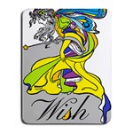 Faerie Wish Small Mouse Pad (Rectangle)