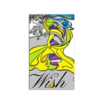 Faerie Wish Sticker 100 Pack (Rectangle)