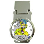 Faerie Wish Money Clip with Watch
