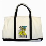 Faerie Wish Two Toned Tote Bag