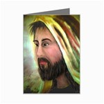 Jesus - Eyes of Compassion - Ave Hurley - Mini Greeting Cards (Pkg of 8)