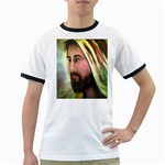 Jesus - Eyes of Compassion - Ave Hurley - Ringer T
