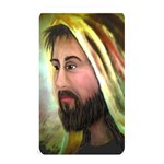 Jesus - Eyes of Compassion - Ave Hurley - Memory Card Reader (Rectangular)