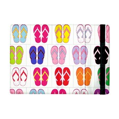Flip Flop Collage Apple Ipad Mini Flip Case by StuffOrSomething