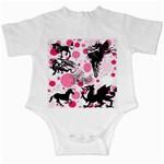 Fantasy In Pink Infant Bodysuit