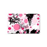 Fantasy In Pink Magnet (Name Card)