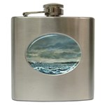 Catalanos -AveHurley ArtRevu.com- Hip Flask (6 oz)
