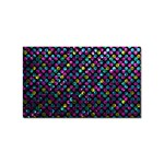 Polka Dot Sparkley Jewels 2 Sticker (Rectangle)