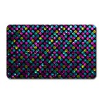 Polka Dot Sparkley Jewels 2 Magnet (Rectangular)