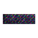 Polka Dot Sparkley Jewels 2 Bumper Sticker 100 Pack