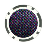 Polka Dot Sparkley Jewels 2 Poker Chip