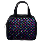 Polka Dot Sparkley Jewels 2 Classic Handbag (One Side)