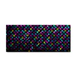 Polka Dot Sparkley Jewels 2 Hand Towel