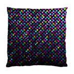 Polka Dot Sparkley Jewels 2 Cushion Case (Two Sided)