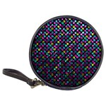 Polka Dot Sparkley Jewels 2 CD Wallet