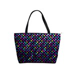 Polka Dot Sparkley Jewels 2 Large Shoulder Bag
