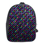 Polka Dot Sparkley Jewels 2 School Bag (Large)