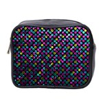 Polka Dot Sparkley Jewels 2 Mini Travel Toiletry Bag (Two Sides)