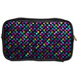 Polka Dot Sparkley Jewels 2 Travel Toiletry Bag (One Side)