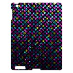 Polka Dot Sparkley Jewels 2 Apple iPad 3/4 Hardshell Case