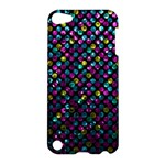 Polka Dot Sparkley Jewels 2 Apple iPod Touch 5 Hardshell Case
