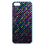 Polka Dot Sparkley Jewels 2 Apple Seamless iPhone 5 Case (Color)