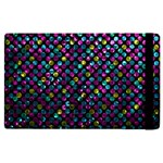 Polka Dot Sparkley Jewels 2 Apple iPad 3/4 Flip Case