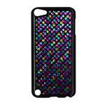 Polka Dot Sparkley Jewels 2 Apple iPod Touch 5 Case (Black)