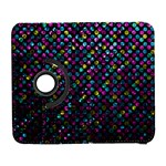 Polka Dot Sparkley Jewels 2 Samsung Galaxy S  III Flip 360 Case