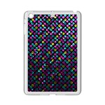 Polka Dot Sparkley Jewels 2 Apple iPad Mini 2 Case (White)