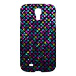 Polka Dot Sparkley Jewels 2 Samsung Galaxy S4 I9500/I9505 Hardshell Case