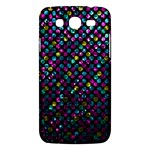 Polka Dot Sparkley Jewels 2 Samsung Galaxy Mega 5.8 I9152 Hardshell Case
