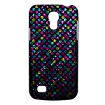 Polka Dot Sparkley Jewels 2 Samsung Galaxy S4 Mini (GT-I9190) Hardshell Case