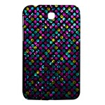 Polka Dot Sparkley Jewels 2 Samsung Galaxy Tab 3 (7 ) P3200 Hardshell Case