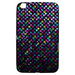 Polka Dot Sparkley Jewels 2 Samsung Galaxy Tab 3 (8 ) T3100 Hardshell Case