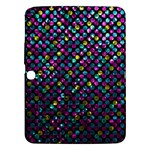 Polka Dot Sparkley Jewels 2 Samsung Galaxy Tab 3 (10.1 ) P5200 Hardshell Case