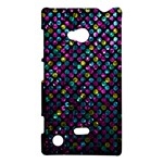 Polka Dot Sparkley Jewels 2 Nokia Lumia 720 Hardshell Case
