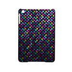 Polka Dot Sparkley Jewels 2 Apple iPad Mini 2 Hardshell Case