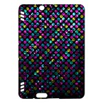 Polka Dot Sparkley Jewels 2 Kindle Fire HDX 7  Hardshell Case