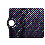 Polka Dot Sparkley Jewels 2 Kindle Fire HDX 8.9  Flip 360 Case
