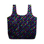 Polka Dot Sparkley Jewels 2 Reusable Bag (M)