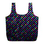 Polka Dot Sparkley Jewels 2 Reusable Bag (L)