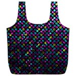 Polka Dot Sparkley Jewels 2 Reusable Bag (XL)