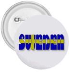 Flag Spells Sweden 3  Button