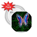 Butterfly on the Wing 2.25  Button (10 pack)