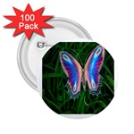 Butterfly on the Wing 2.25  Button (100 pack)