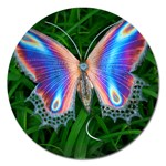 Butterfly on the Wing Magnet 5  (Round)