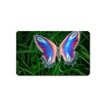 Butterfly on the Wing Magnet (Name Card)